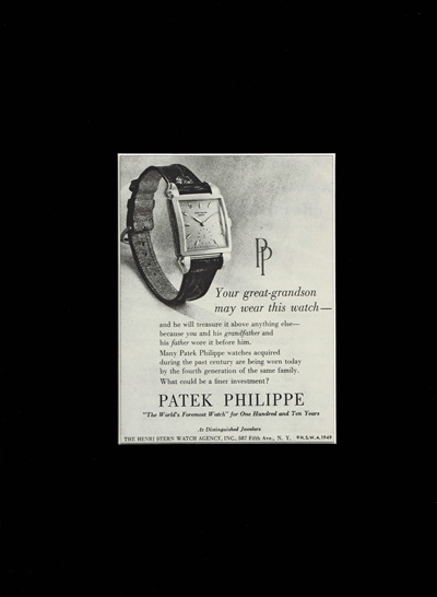 BUY NOW Dazzling DE066 PATEK PHILIPPE ポスター/スクエアケース